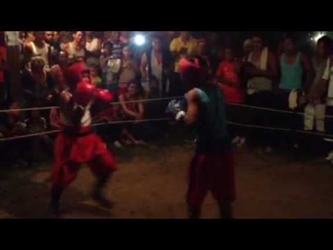 Somotillo-Boxeo Amateur