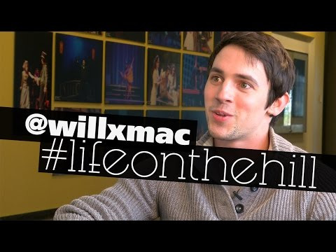 #lifeonthehill @willxmac Musical Theater Major