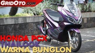 Honda PCX Tampil Beda Pakai Warna Bunglon | Modifikasi Motor | GridOto