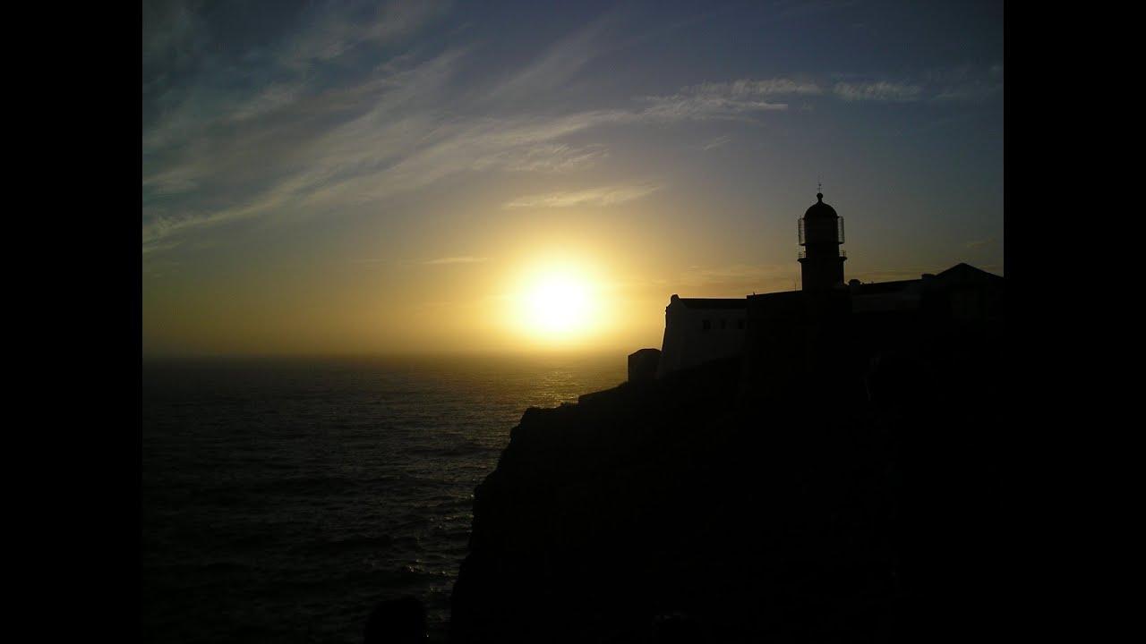 Puesta de sol cabo de san vicente portugal youtube - Cabo san vicente portugal ...