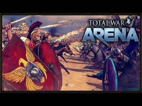 The WORST Lose Streak RAGE! - Total War: Arena Gameplay