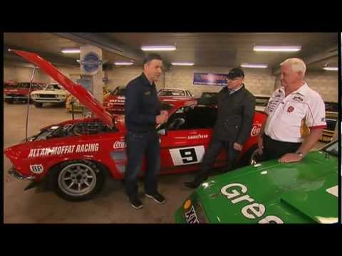 V8XTRA Bowden Collection with Allan Moffat and Dick Johnson
