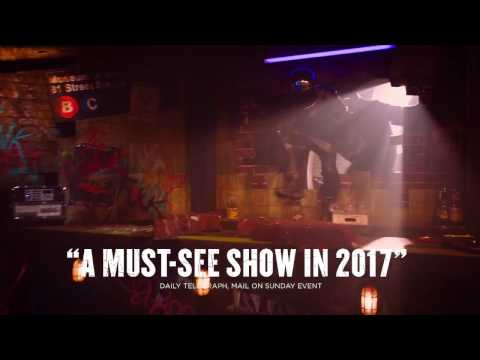 Bat Out of Hell | Official West End Trailer (2017)