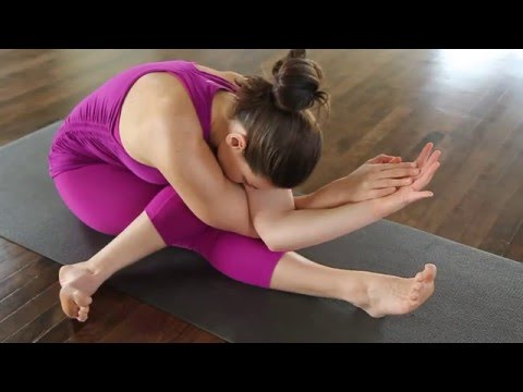 Forrest Yoga Seated Floor Stretches and Savasana with Erica Mather