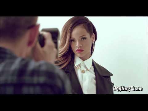Rihanna ~ Rolling Stone February 2013