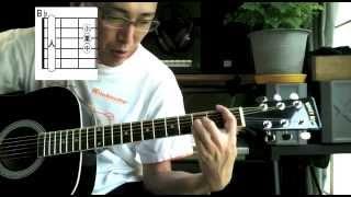 ギターコードの弾き方(初心者のためのギター講座) thumbnail