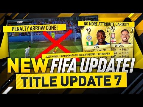 BIGGEST FIFA UPDATE!
