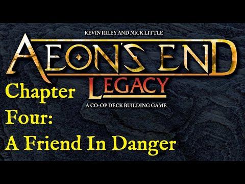 Aeons End Legacy: A Friend In Danger: Episode 1 |