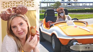 Disney Beach Club Staycation Day 3! | Big Day Out, Magic Kingdom Spring Rolls & EPCOT Garden Graze!