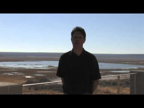 Bitter Lake NWR: Hydrology