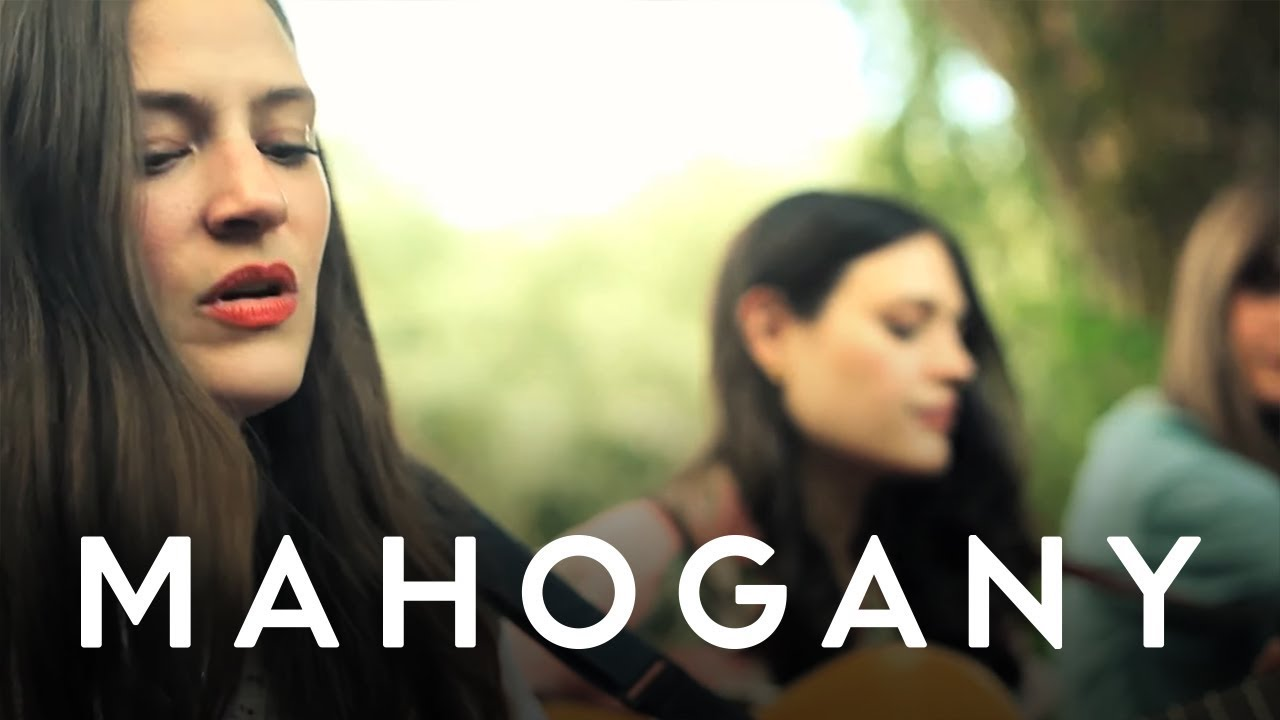 The Staves - Facing West   Mahogany Session