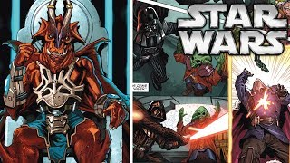 Who Ordered Vader's Assassination: Star Wars lore