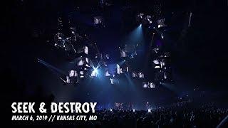 Metallica: Seek & Destroy (Kansas City, MO - March 6, 2019)