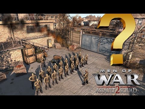 Men Of War 2 В 2018 ГОДУ. ЭТА ИГРА ПОРВЕТ ЛЮБУЮ! ОБЗОР!