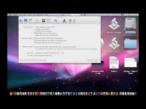 How to Mod your mac: Tinker tool