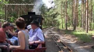 Waldeisenbahn Muskau - Auf zur letzten Fahrt zur Tongrube Mühlrose  - Teil 1