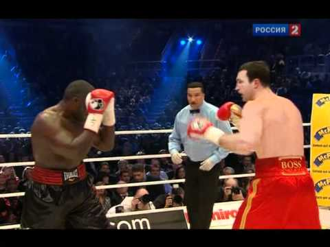 Владимир Кличко vs.
