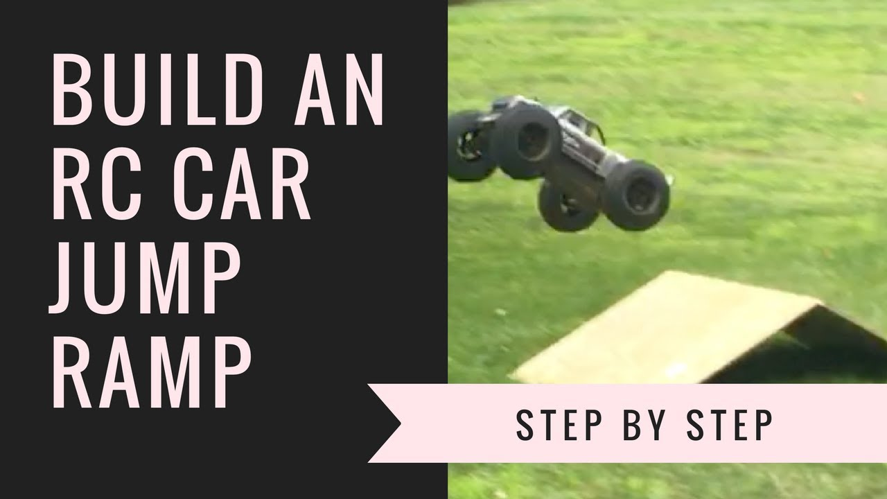 Driftomaniacs how to build an rc car jump step by step guide