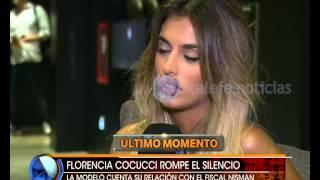 Nisman: Florencia Cocucci rompió el silencio - Telefe Noticias