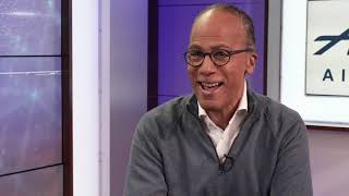Alaska Beyond Interviews: Lester Holt of NBC Nightly News