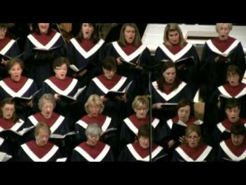 Chancel Choir of the First United Methodist Church of Dallas