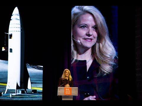 Gwynne Shotwell SpaceX | Closing Plenary | SkollWF 2018