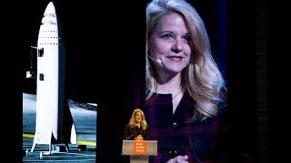 Gwynne Shotwell SpaceX | Closing Plenary | SkollWF 2018