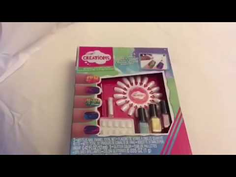 Crayola Nail Art Youtube