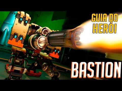 COMO JOGAR DE BASTION - GUIA DO HERÓI - Overwatch Brasil