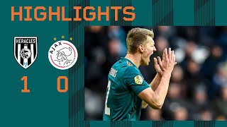 Highlights Heracles Almelo - Ajax | Eredivisie