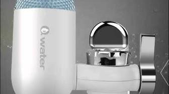 Đầu lọc nước tại vòi Q Water cải tiến
