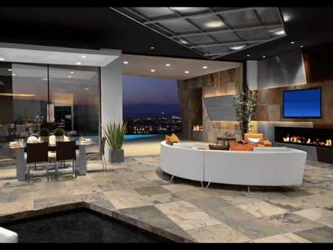 Modern Homes - Millionaires Homes - Contemporary Architecture ...