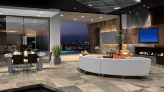 Modern Homes Millionaires Homes Contemporary Architecture & Design YouTube