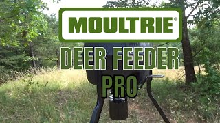 Moultre Deer Feeder Pro Review