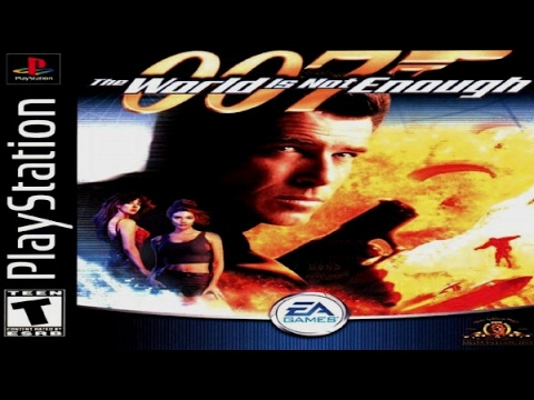 007 The World Is Not Enough Game Review Psx Youtube