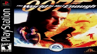 007: The World Is Not Enough Game Review (PSX)