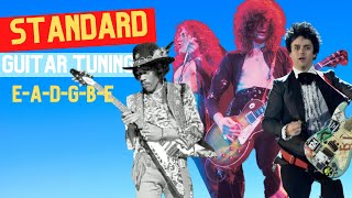 Stay Tuned - The Tuning Standard