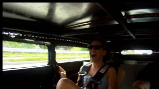 Sexy Girl Takes a Ride In a 600hp Rat Rod