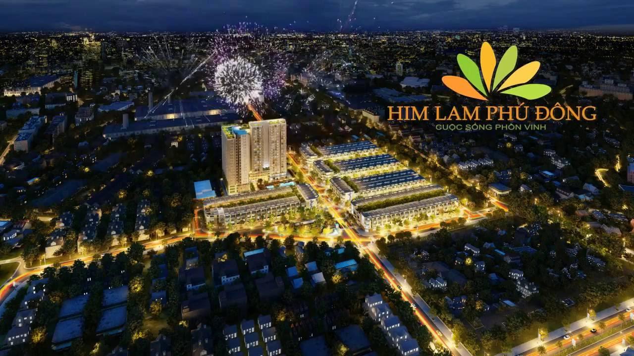 Căn Hộ Him Lam Phú Đông 1,3 Tỷ/Căn 65m2 – canhohimlamphudong.com.vn