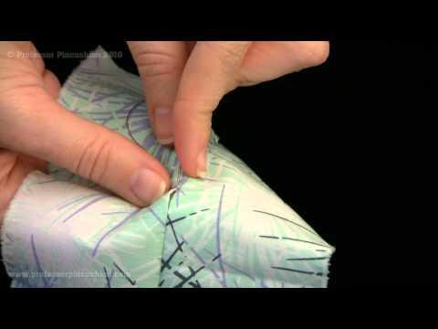 How To Sew A Slip Stitch