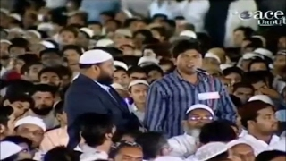 Dr Zakir Naik Urdu 2017 new bayan in Hindi with very challenging Question