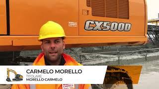 Europe: CASE Customer Testimonial - Morello Carmelo, Italy - CASE D-Series Excavators