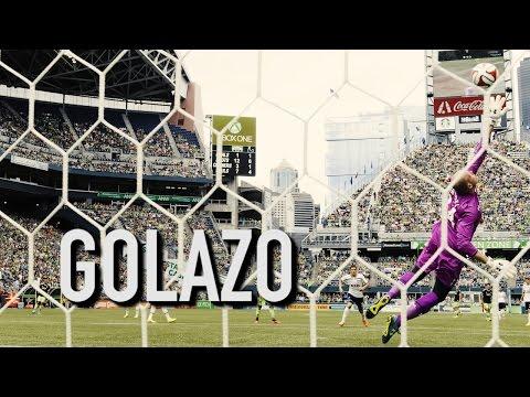 Goal: Ozzie Alonso blasts 30-yard strike past Brad Friedel