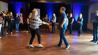 Danish Linedance Party 2018 with Malene & Conni