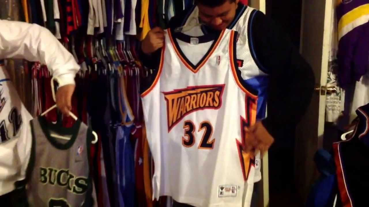 e9330006 NBA Jersey Collection Vintage Rare Oldschool Playoffs Heat Lakers Warriors  Instagram 2013