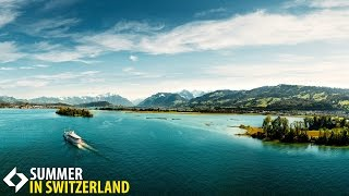 EDEM PRODUCTIONS - SUMMER IN SWITZERLAND (CALVIN HARRIS EXTENDED MIX)