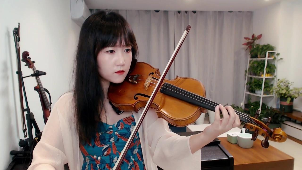 【揉揉酱】小提琴演奏 萨莎·斯隆《与你的灵魂共舞》【RouRouJiang】violin playing Sasha Sloan《Dancing With Your Ghost》