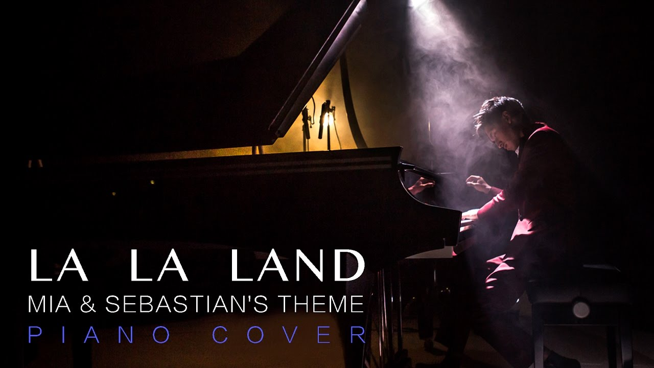 la la land mia sebastian 39 s theme piano cover 4k youtube. Black Bedroom Furniture Sets. Home Design Ideas