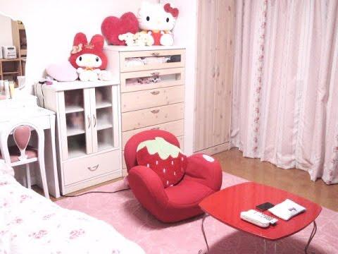 自ら整理整頓をし美的センスが磨かれるかわいい子供部屋の作り方