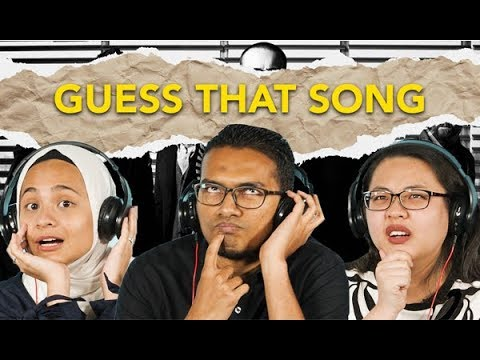 Guess That Song: 2000's Alternative Rock Bands | SAYS Challenge